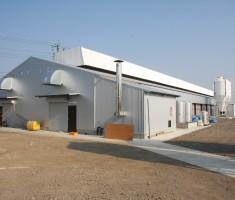 瀬谷養鶏場新築