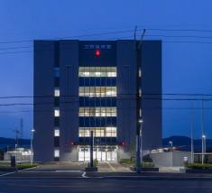 大阪府第二枚方警察署新築