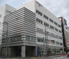 大阪府城東警察署改築