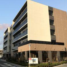 鶴見緑地介護付き有料老人ホーム新築