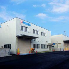 西尾レントオール㈱関西機械センター新築
